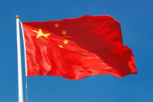 Chinese flag - blog - move to china